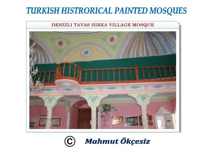 Hırka village mosque