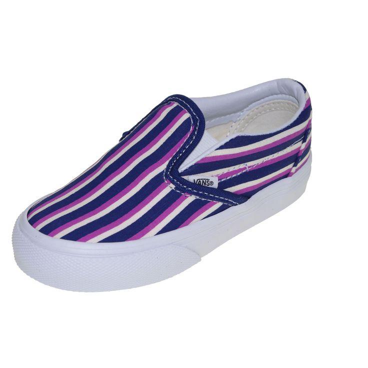 VANS Kinderschuhe - T CLASSIC SLIP ON - multi stripes