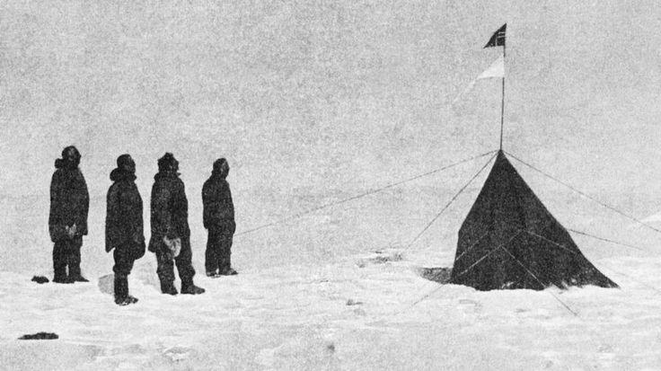 Roald Amundsen pasó toda su vida obcecado con llegar al Polo Norte. Paradojas de la vida, fue el primero en alcanzar el punto de la tierra más lejano