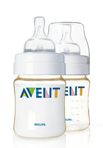 AVENT BPA Free Twin Bottles 125ml >>> Find out more about the great product at the image link.