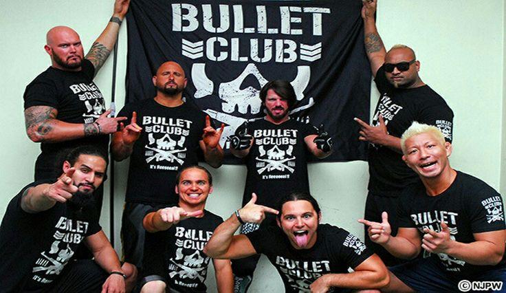 NJPW: Bullet Club Members