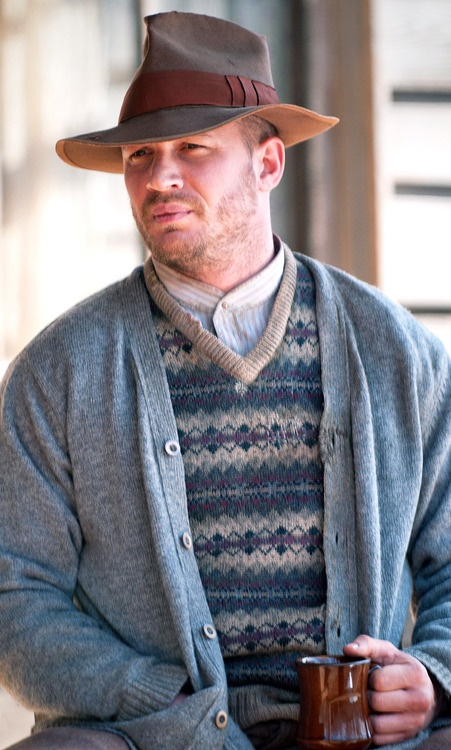 Lawless - Tom Hardy. Now ladies I know I'm married but ga lawd.....!!