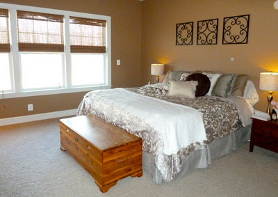 Martha stewart paint fawn making our house a home for Master bedroom paint ideas martha stewart