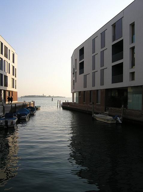 cino zucchi, social housing, venice, 1999-2002 by seier+seier, via Flickr