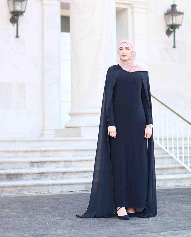 Hijab + Abaya + Cape (withloveleena)