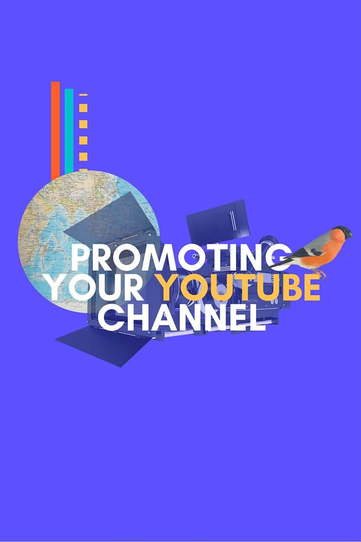 Photoshop poster design youtube - 9 Strategies For Promoting Your Youtube Channel And Videos On Social Media
