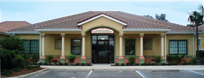 Central Florida Pain Management appearing in our Villages County paper - Specializing in Pain Management