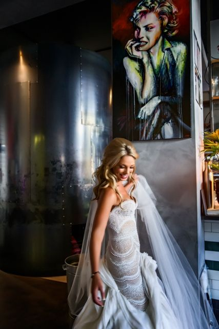 Atlantic Group V - Photography by Yervant - Styling Centrepiece by Design - Dress J'Aton - Bouquets Thrive Flowers