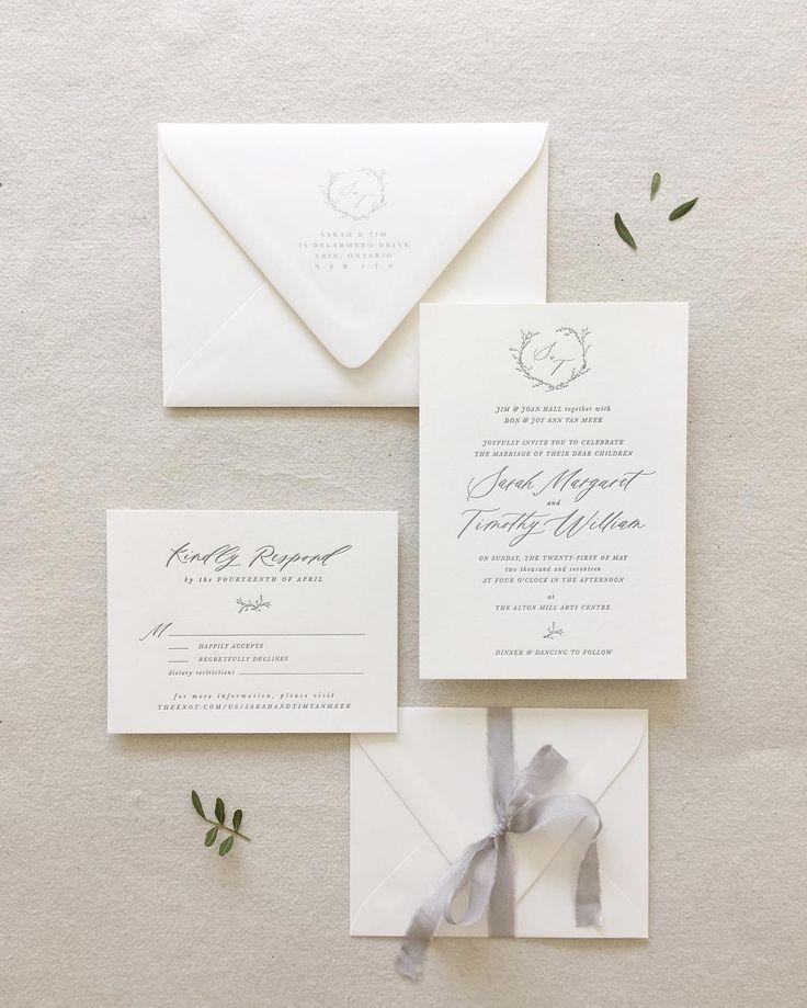 Sweet Couple Knots Wedding Invitations Ties We
