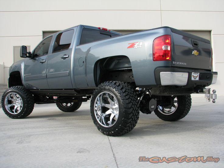 silverado truck