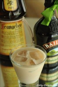 The Nutty Irishman - or omit milk and   MAKE WITH ICE CREAM AND BLEND  DELISH !!!!!