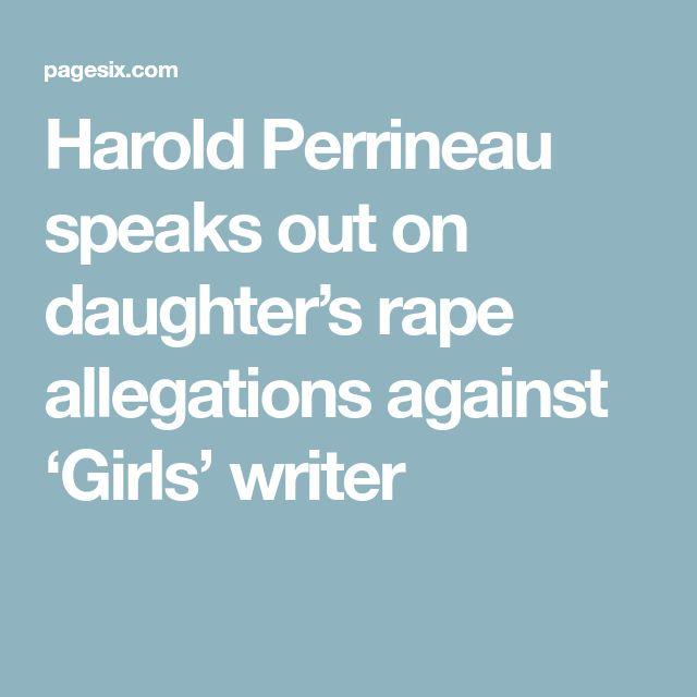 Harold Perrineau speaks out on daughter's rape allegations against 'Girls' writer