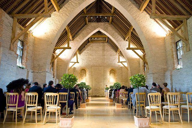Tithe Barn Wedding Petersfield by Tithe Barn, via Flickr