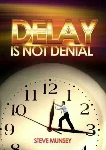 essay justice delayed is justice denied Justice delayed is justice denied: how slow a process should litigation be should it keeping jumping from court to court litigations should not be perennial.