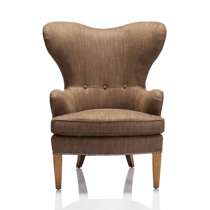 Love the look? Mimic the style with my Hamptons Roll Back Wing #Chair. Oh yes… #HomeDesign #HamptonsStyle #HamptonsHome www.maxsparrow.com