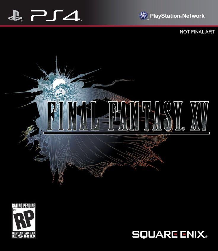 Final Fantasy XV: PlayStation 4: Video Games on PlayStation 4 #PS4 #Gaming