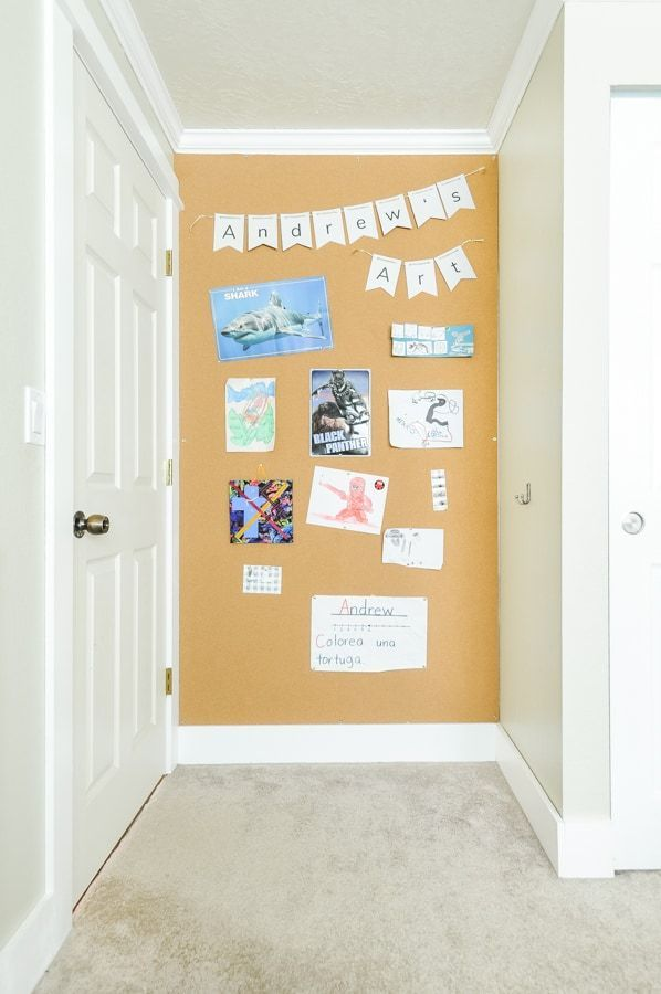 How To Build Install Removable Corkboard Walls Cork Board Wall Cork Board Cork Board Ideas For Bedroom Large cork boards for walls