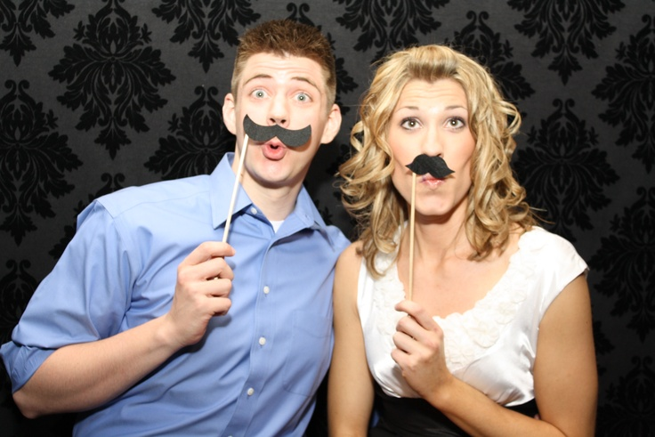 Its Mustache to Meet you #Mustaches #Akron Photo Booth Rental #Cleveland Photo Booth #PartyPixExperience