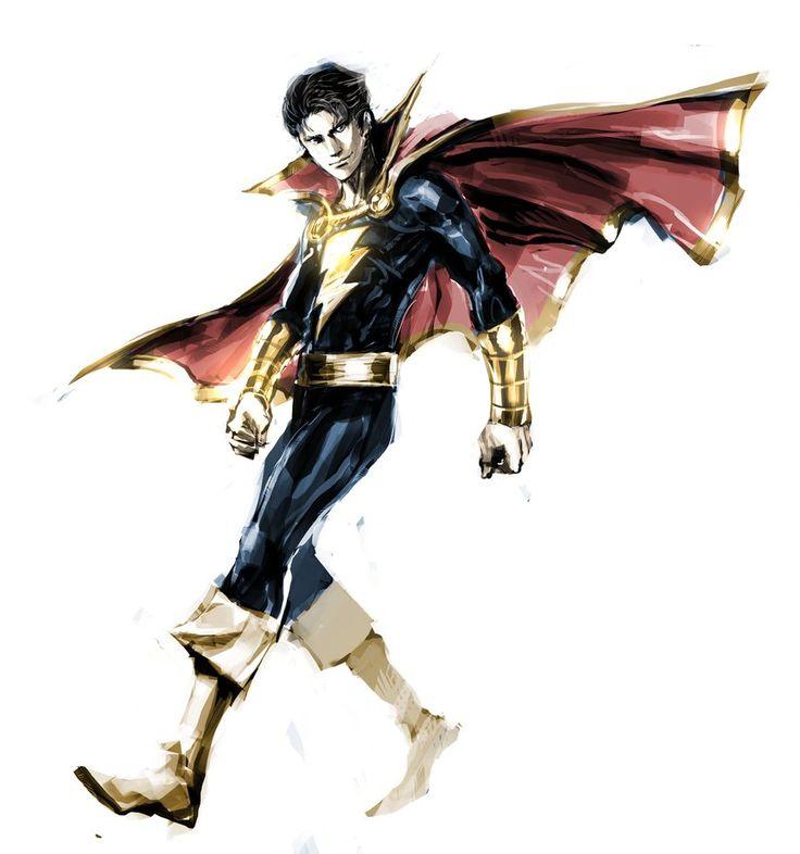 Captain Marvel Jr. by naratani on deviantART