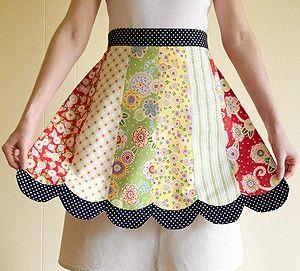 cute, cute apron