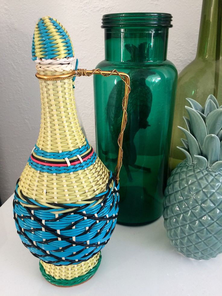 Le chouchou de ma boutique https://www.etsy.com/fr/listing/508376638/vintage-soubidou-and-glass-decanter