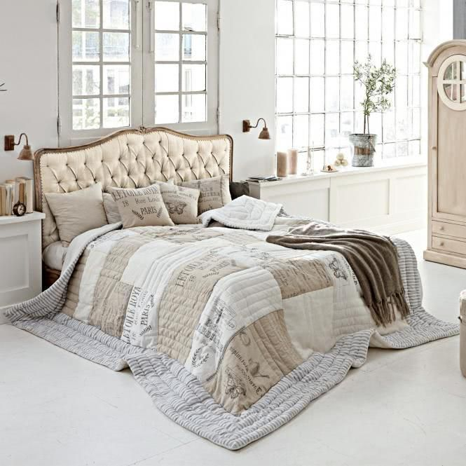 Bett Declaire Schlafzimmer Vintage Bett Und Bett