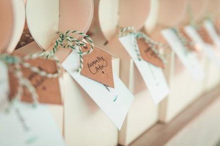 ¡Sorprende a tus invitados con un detalle de matrimonio original y diferente!
