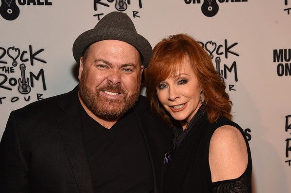 Reba McEntire Photos Photos - Honoree Shane Tarleton and Reba attend the Musicians On Call Rock The Room Tour Kickoff Party at City Winery on October 21, 2015 in Nashville, Tennessee with the help of Reba, Martina McBride, Kelsea Ballerini and more to support its bedside tours for patients in hospitals. Learn more at www.musiciansoncall.org. - Musicians on Call Launches Rock the Room Tour in Nashville