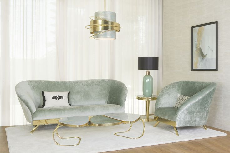 Cambridge- GREEN | MOM: the MAISON&OBJET experience all year round