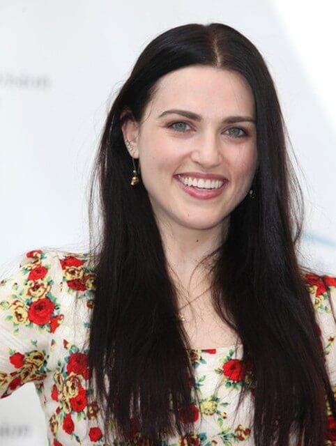 Irish actress, Katie McGrath smiles for the photocall for 'The Adventures of Merlin' at the 51st Monaco TV Festival 2011...