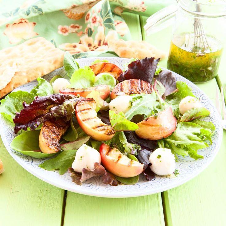 1000 id es sur le th me salade de p ches grill es sur pinterest salade grillades et p ches. Black Bedroom Furniture Sets. Home Design Ideas