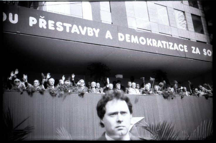 https://flic.kr/p/rKhswS | První máj 1989