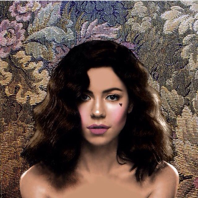 847 Best Images About Marina And The Diamonds On Pinterest