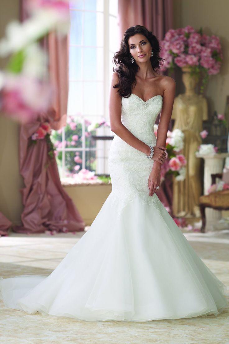 20 besten Wedding dress Bilder auf Pinterest | Hochzeitskleider ...