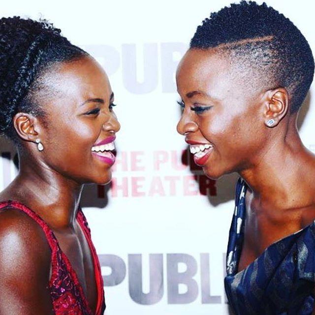 Lupita Nyong'o feat Danai Gurira
