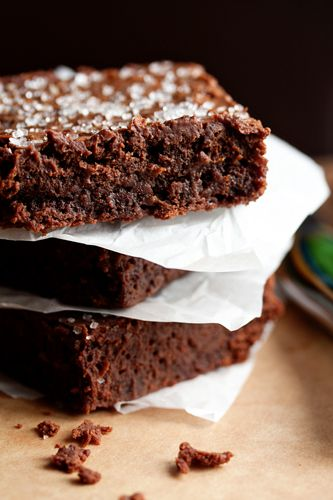 Post image for Sweet and Salty Brownies