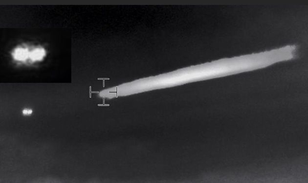 Groundbreaking UFO Video Just Released By Chilean Navy | The Huffington Post