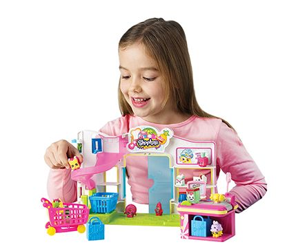 Shopkins Small Mart Playset - The Toy Insider