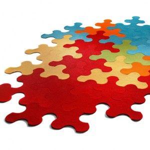 Puzzleteppich Imperial für Kinderzimmer