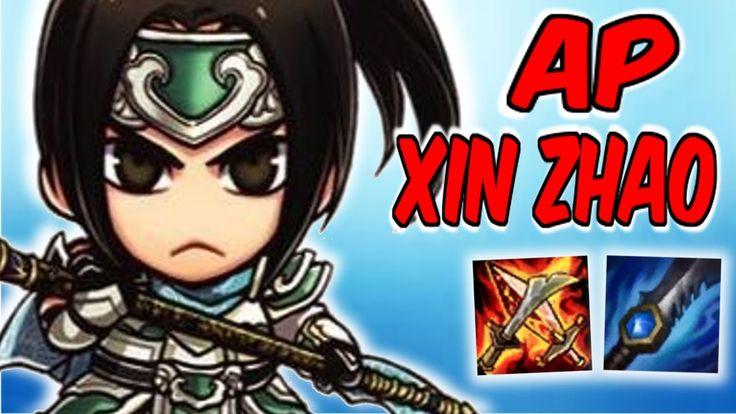 Ap Xin zhao jungle is strong!  Darius pentaaa kill! https://youtu.be/-7AwE7CcIHo #games #LeagueOfLegends #esports #lol #riot #Worlds #gaming