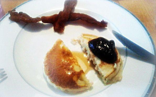 USA breakfast - Colazione Americana