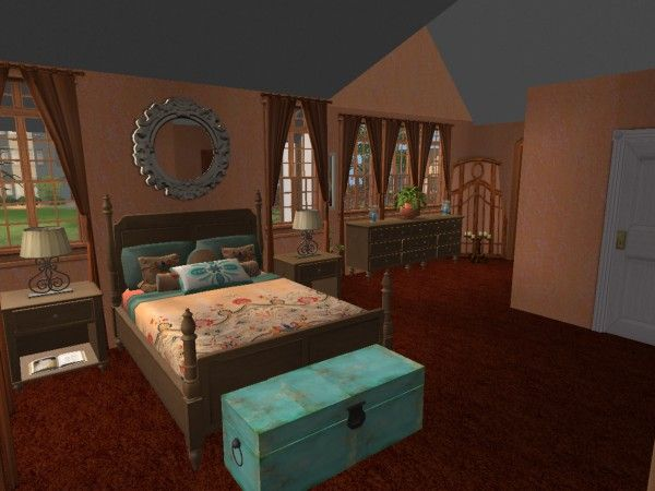 101 best Virtuaℓ Ꮋome ∂esigns by ℳe images on Pinterest | Sims 2 ...