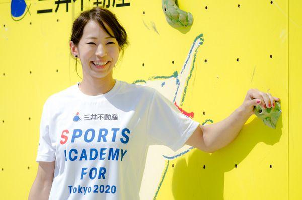 【インタビュー】野口啓代、クライミングの面白さを伝えたい…東京五輪に手ごたえ