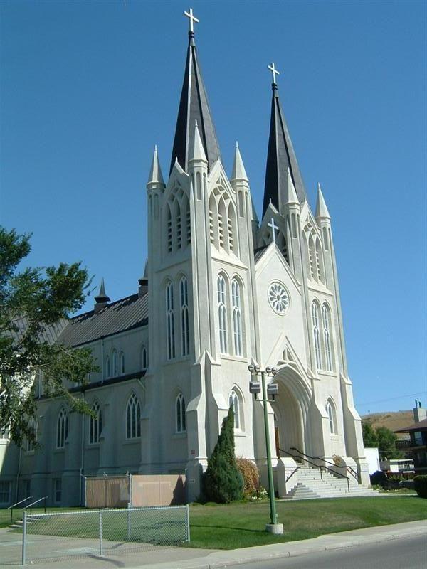 churches | ... - Medicine Hat, Alberta - Roman Catholic Churches on Waymarking.com