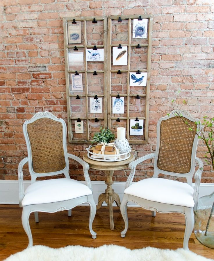 how to paint dining chairs