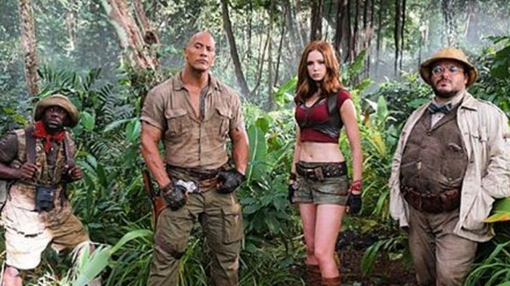 I love how all the men are in full jungle attire because you know it's the fucking jungle, but the woman who happens to be a former model is barely wearing anything. I don't care if this is a character aesthetic choice, it's a fucking dumb one.