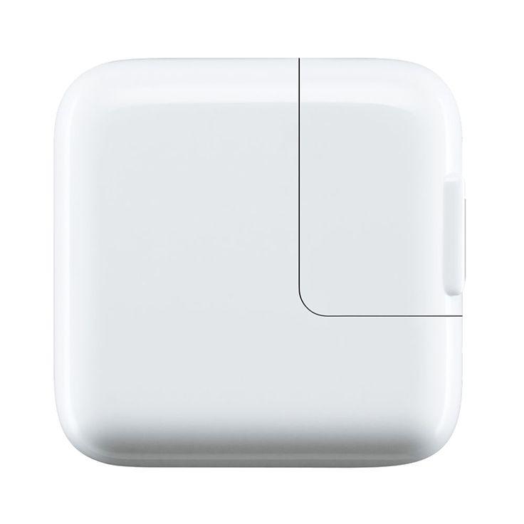 Φορτιστής για iPad λευκός