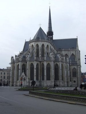 St. Peters Church in Leuven | Best places in the World