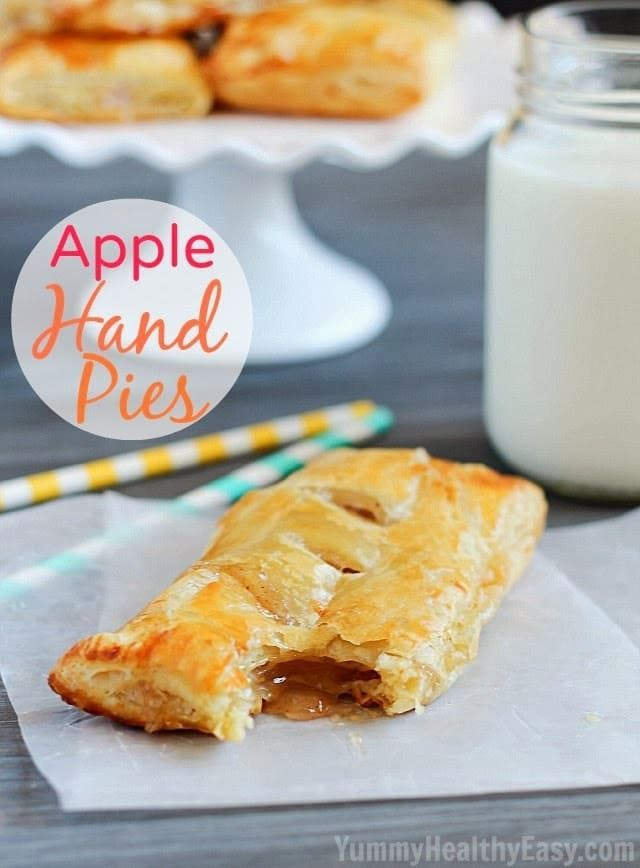 Apple Hand Pies are flaky puff pastry squares filled with homemade (easy) apple pie filling. They're a simpler alternative to apple pie that you can hold in your hand! It's Thanksgiving week!! I love Thanksgiving! It's one of my favorite holidays. I love being with family and having an excuse to enjoy a huge gluttonousKeep Reading