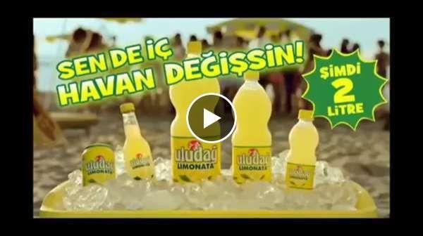 Kibariye Uludağ Limonata Reklam Filmi 2016 ( Uzun Video )